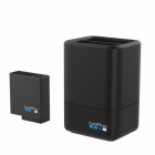 Chargeur double + batterie pour GoPro Hero5