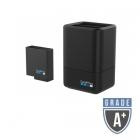 Chargeur double + batterie pour GoPro Hero5/6 et 7 - Reconditionné