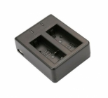 Chargeur double batterie pour SJCAM