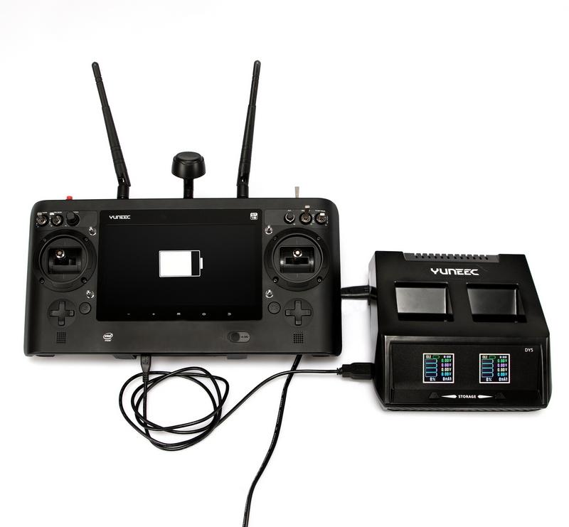 Chargeur double DY5 pour H520 et Typhoon H Plus