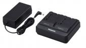 Chargeur double Panasonic AG-BRD50