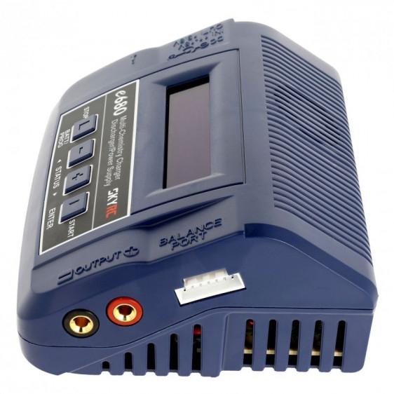Chargeur E680 80W AC/DC - SkyRC