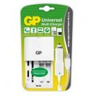 Chargeur GP Universel Li-Ion & NimH