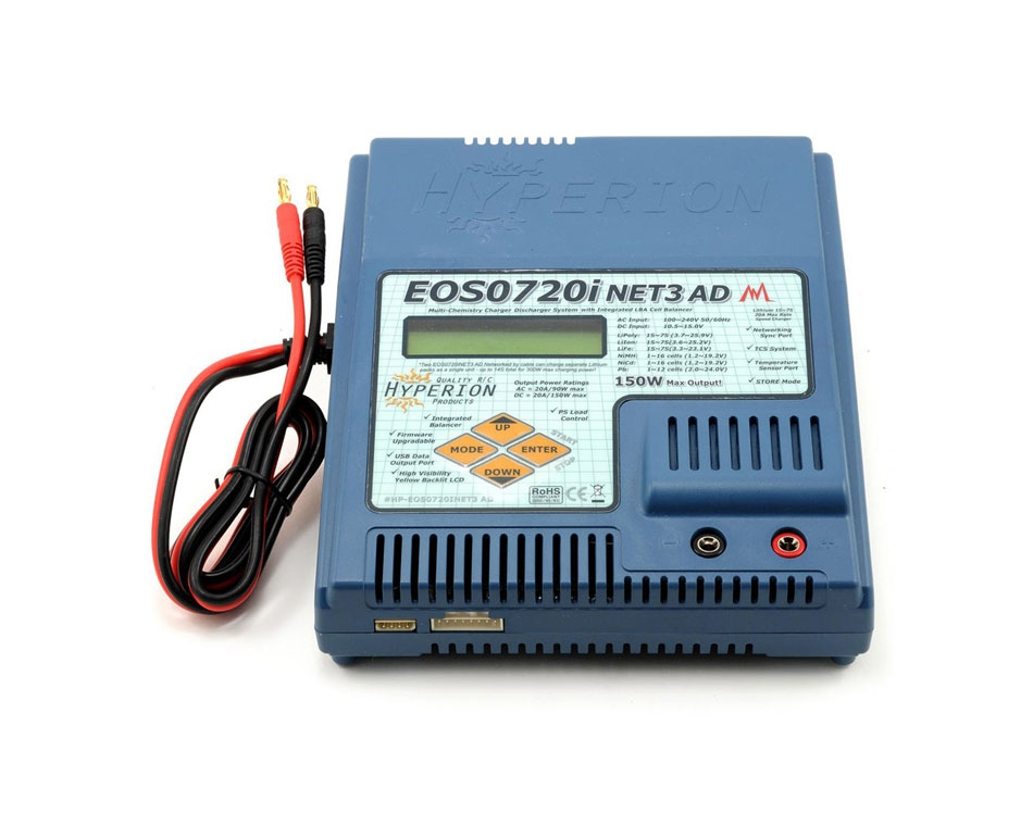 Chargeur Hyperion EOS 0720i Net3 AD 90W - 220V