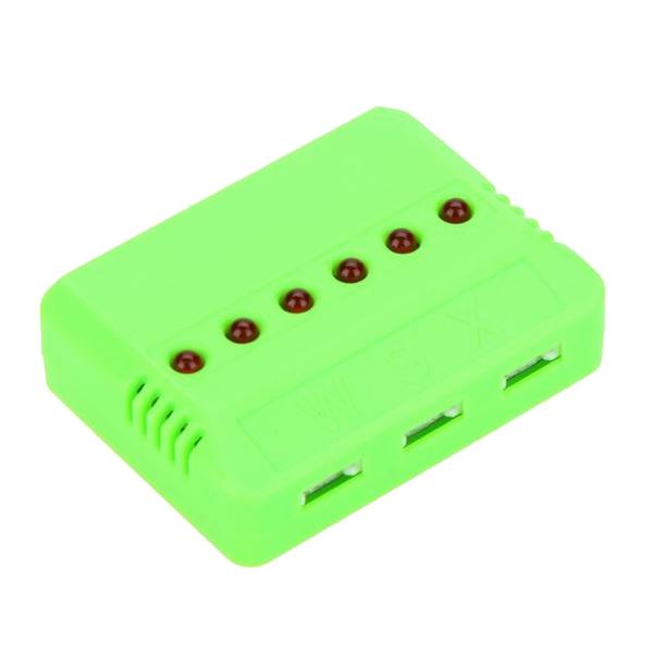 Chargeur multiple 6 batteries Hubsan X4