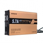 Le chargeur multiple pour DJI Phantom 4 Pro & Pro+ permet une recharge ultra-rapide de vos batteries