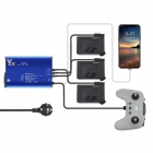 Chargeur multiple pour DJI FPV Combo