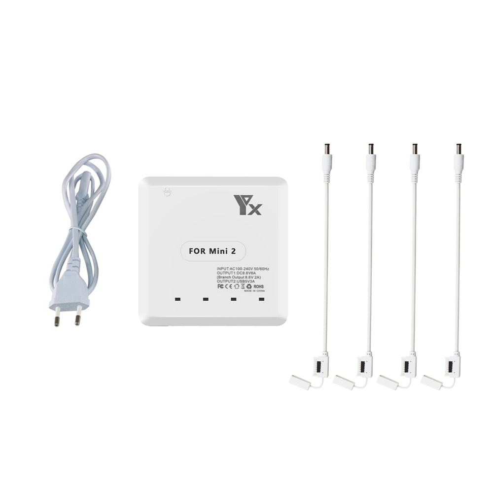 Chargeur multiple pour DJI Mini 2