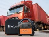 Le chargeur Roypow J24 est livré dans une sacoche de transport pratique.