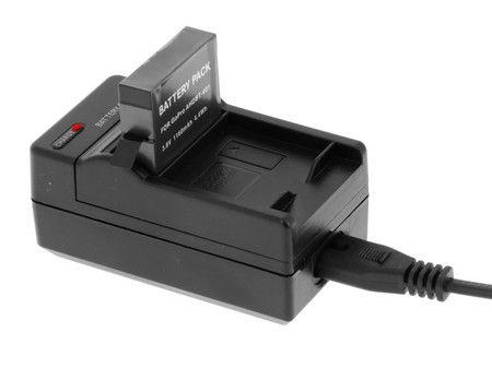 Chargeur pour batterie Hero 4 allume-cigare et secteur