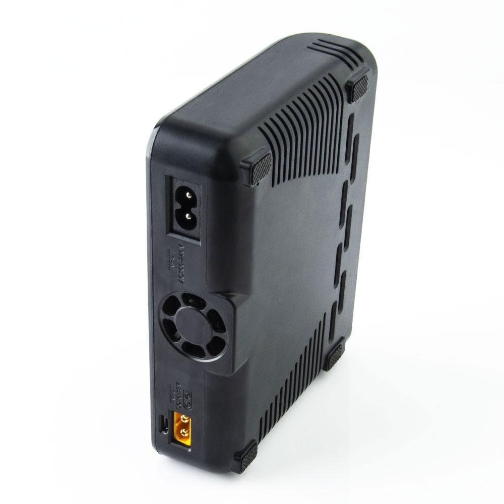 Chargeur quadruple M4Q XT60 - ToolkitRC