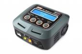 Ce chargeur rechargera les lipos de 2 à 4S et supporte les nouvelles lipos en 4.35V.
