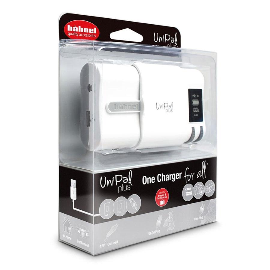 Chargeur Universel UniPal Plus - Hähnel