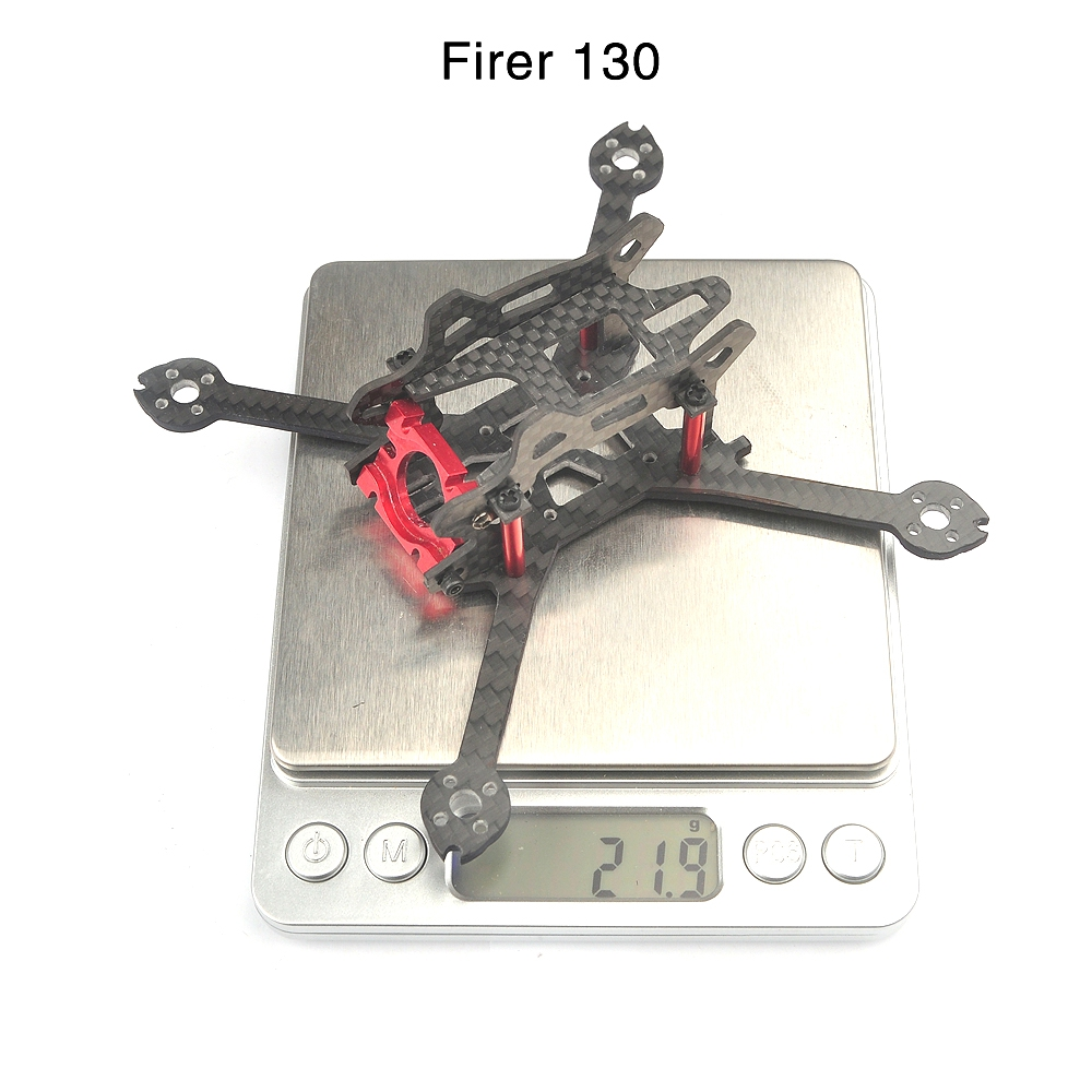 Châssis Eachine Firer 80, 110 et 130mm