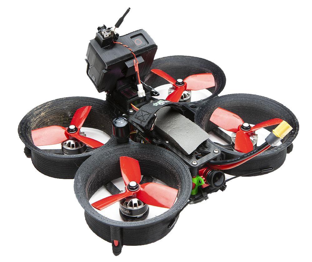 Châssis Geyser - Shendrones