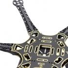 Châssis Hexacoptère S550 détail du dessus