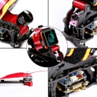 Châssis iFlight TAU-H5 différentes vues