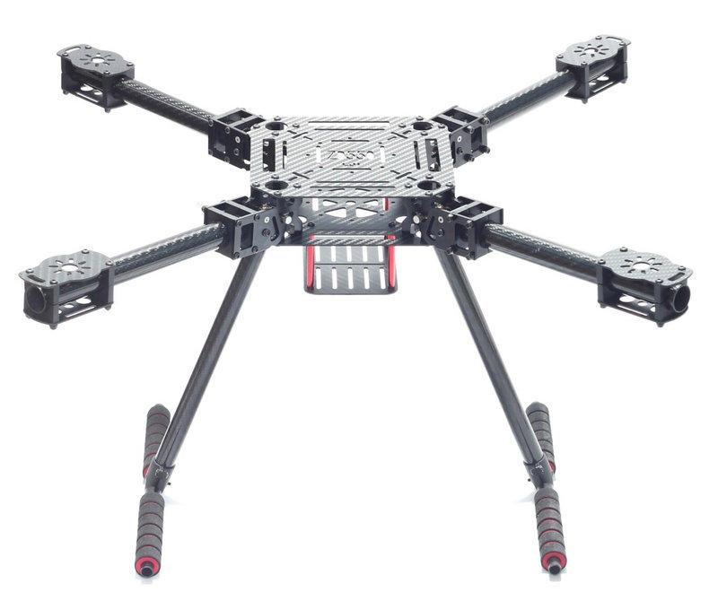 Châssis Quadcoptère ZD680