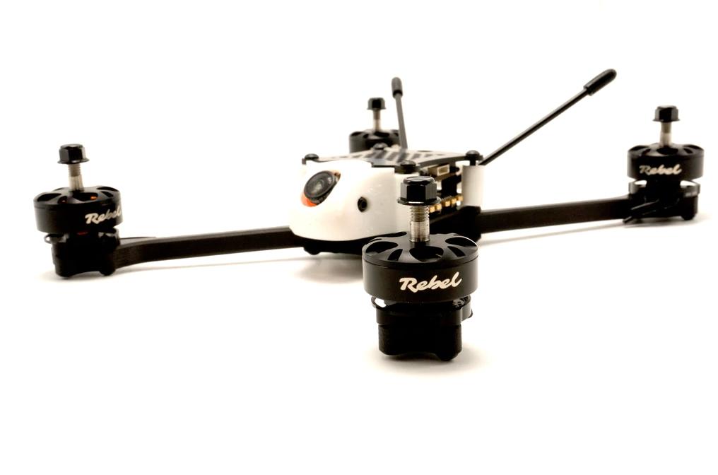 Châssis RuXus TrueX - Rebel blanc