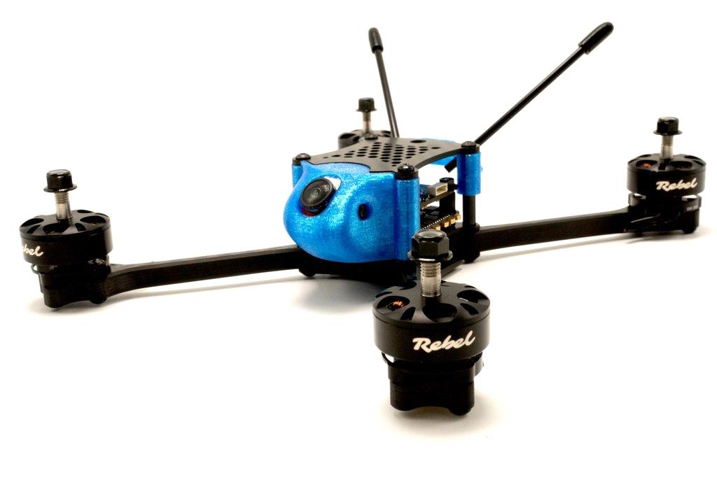 Châssis RuXus TrueX - Rebel bleu