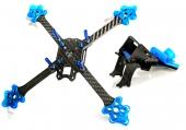 Châssis SpearX v2  - Kinetic Aerial top plate démontée