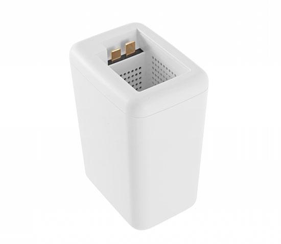 Chauffe-batterie pour DJI Phantom 3 - vue en hauteur