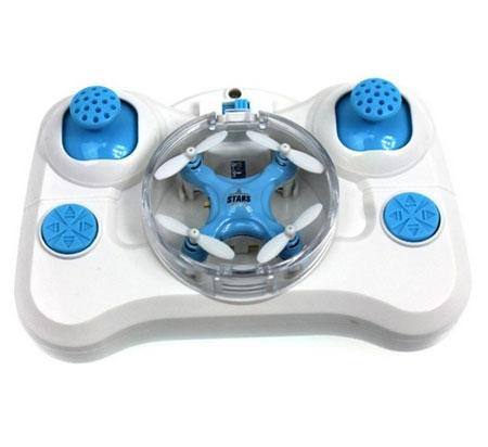 Le CX-STARS Cheerson dispose de 3 modes de vol différents et un mode flips à 360° pour vous amuser
