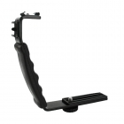 Cold Shoe Flash/Video Light Mounting Arm