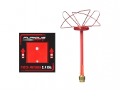 Combo antennes 2,4 Ghz Circulaire + Patch Furious FPV - SMA