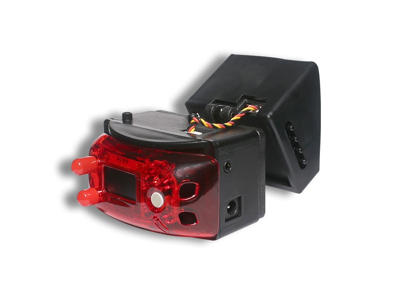 Combo Dock-King Lite, récepteur diversifié True-D et Mini Monitor - Furious FPV