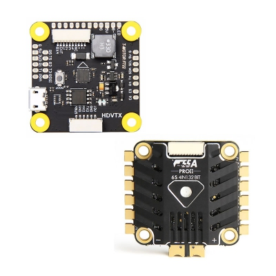 Combo F7 HD et F55A Pro II HD - T-Motor