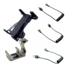 Combo support tablette Mjolnir pour radios DJI - LifThor