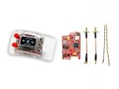 Combo True-D 2.4 GHz & VTX Stealth Long Range 2.4 GHz - Furious FPV (version Dominator)