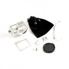 Contenu du caisson métal couleur argent pour GoPro Hero5 Black