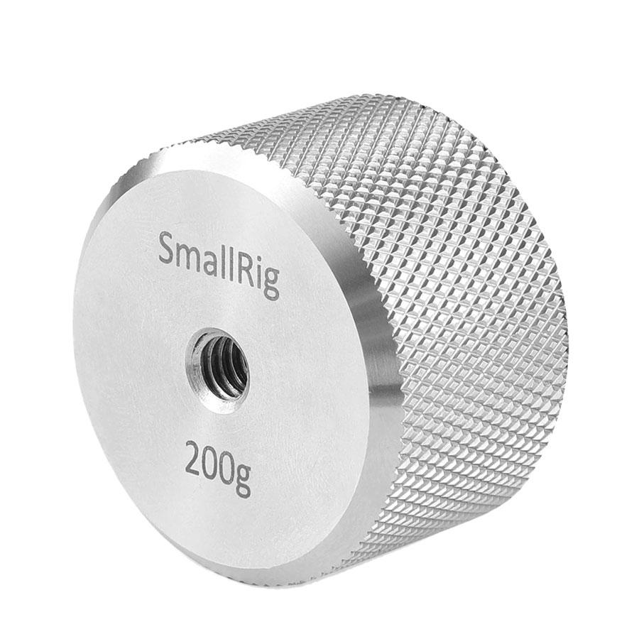 Contrepoids 200g pour DJI Ronin-S et Zhiyun 2284 - SmallRig