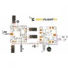 Contrôleur de vol Betaflight F4 Schéma de câblage