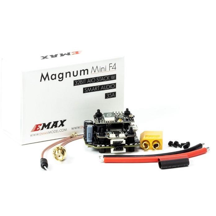 Contrôleur de vol Emax Mini Magnum 2 F4 BLHeli32 35A 6S