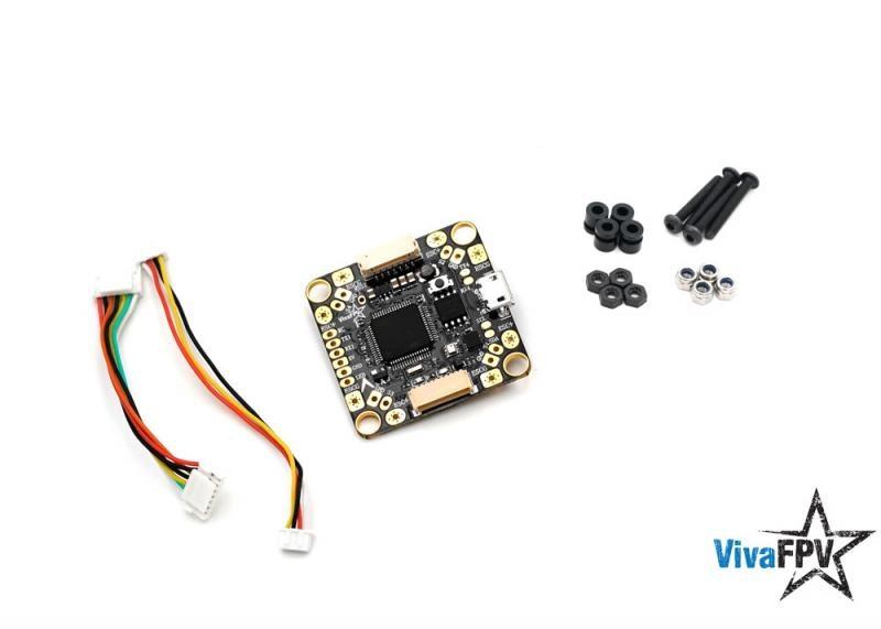 Contrôleur de vol VivaFPV F4 avec OSD et PDB