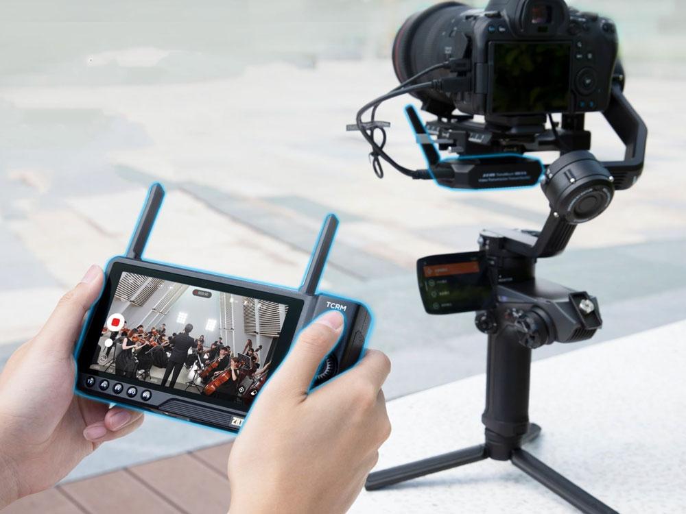 Contrôleur visuel MasterEye VC100 pour Weebill 2 - Zhiyun
