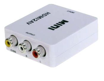 Convertisseur HDMI vers composite