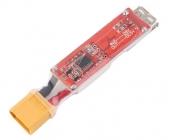 Convertisseur LiPo 2S-6S vers USB vue de dos