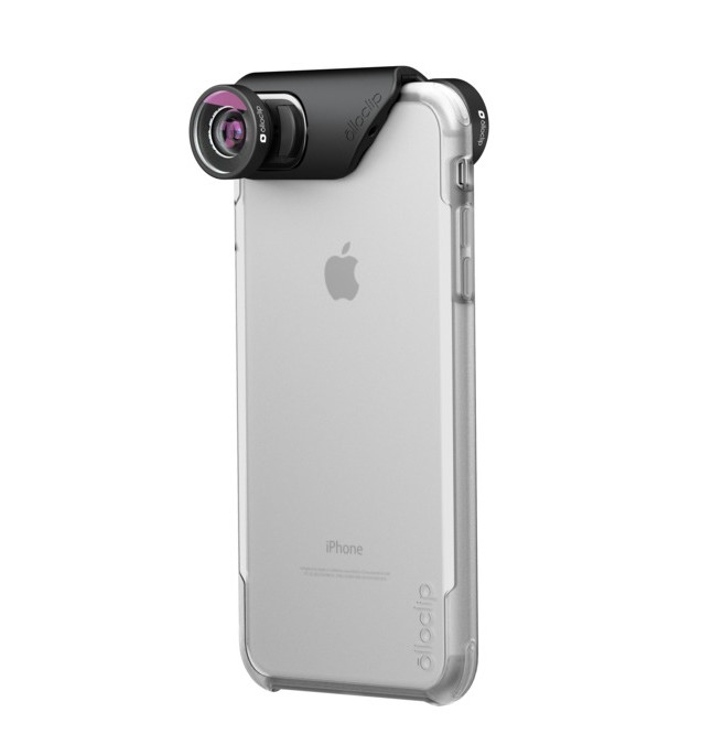 Core Lens avec Ollo Case sur iPhone 7 & 7 Plus