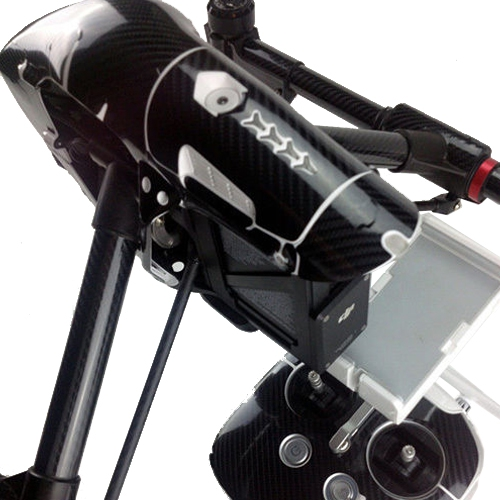 Covering carbone 5D pour DJI Inspire 1