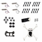 Crash kit pour Hubsan H107D+