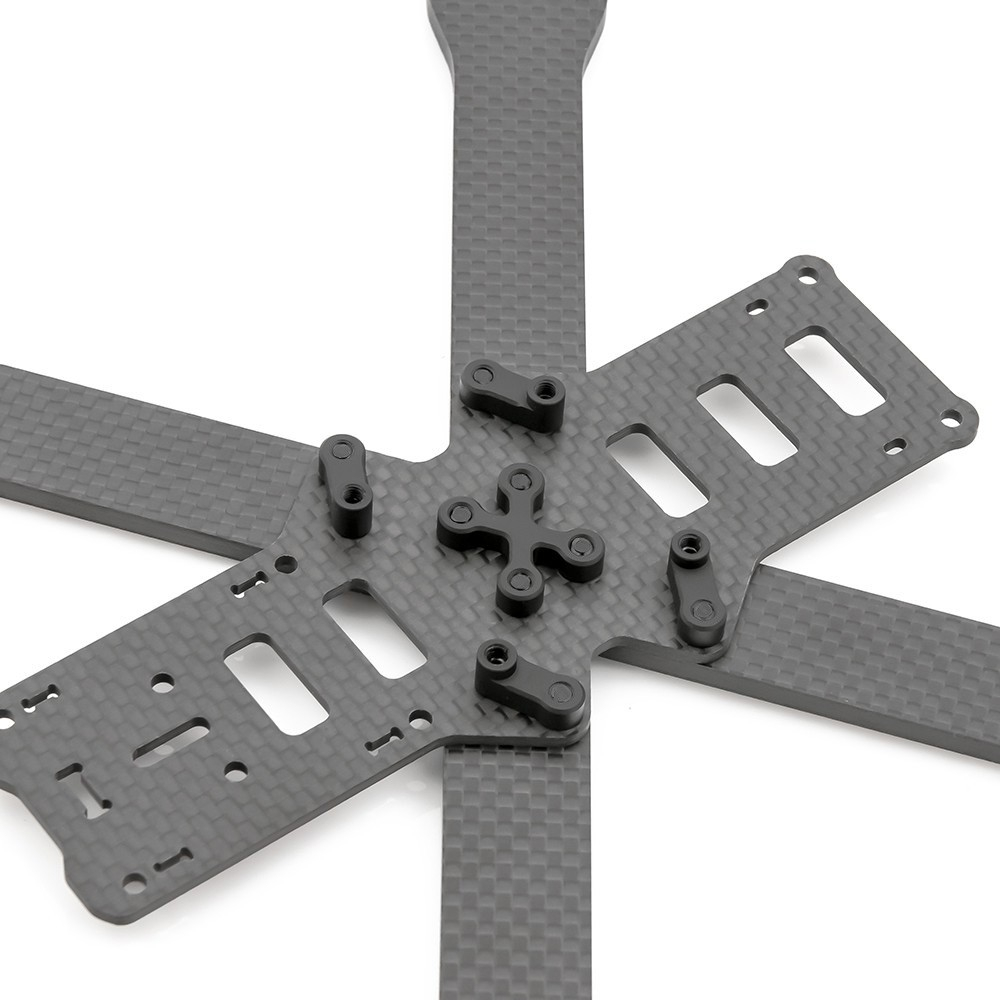 Croix centrale et entretoises pour QAV-R Lumenier