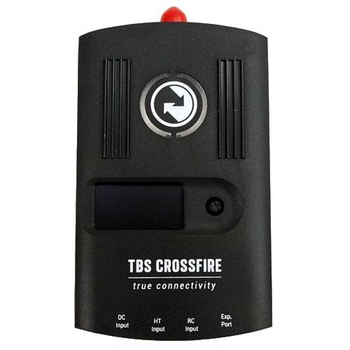 Émetteur Crossfire Team BlackSheep - vue de face