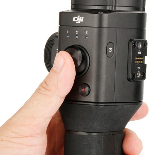 CU01 Dji Ronin S Replace Control Button