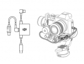 Dédoubleur de câble RSS pour Ronin-SC - DJI