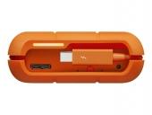 """Disque dur externe LaCie Rugged Raid 4TB 2.5\"""" USB 3.0"""