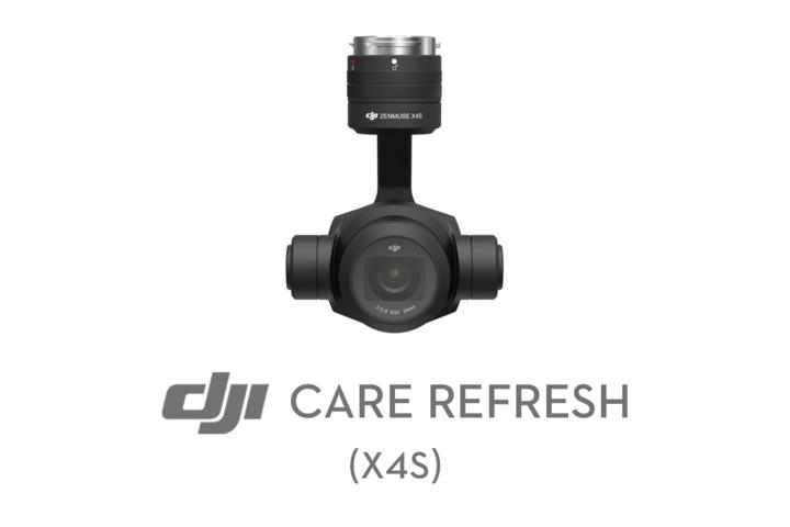 DJI Care pour Zenmuse X4S (1an)